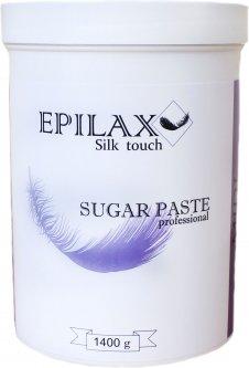 Сахарная паста для шугаринга Epilax Silk Touch Midi 1400 г (4820251920096)
