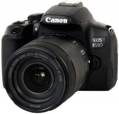 Фотоаппарат Canon EOS 850D 18-135mm IS USM Black (3925C021AA) Официальная гарантия!