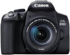 Фотоаппарат Canon EOS 850D 18-55mm IS STM Black (3925C016AA) Официальная гарантия!