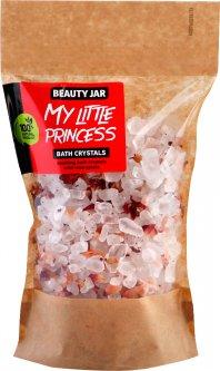 Смягчающие кристаллы для ванны Beauty Jar My little princess с лепестками роз 600 г (4751030831954)