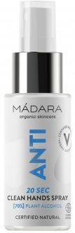 Очищающий спрей для рук Madara Cosmetics Clean Hands Spray мгновенного действия 50 мл (4752223005534)