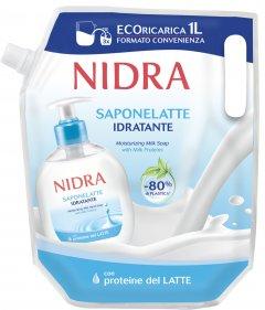 Жидкое мыло Nidra Молочный крем 1000 мл (8003510031023)
