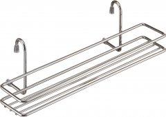 Полка для специй на рейлинг Lemax Хром (MX-062)
