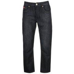 Джинси Lee Cooper Regular Jeans Mens 34WR Чорний (64319193345)