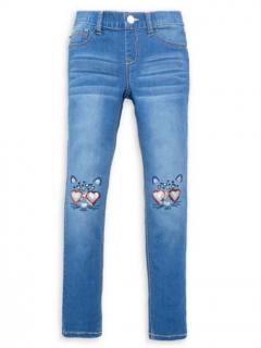 Джеггінси для дівчинки Vigoss 110 розмір сині 05002184