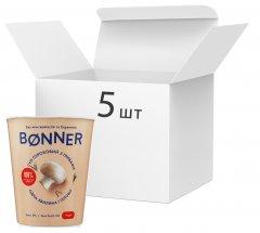 Упаковка крем-супа Bonner гороховый с грибами 50 г х 5 шт (8000080340050)