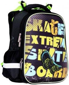 Ранец Class Extreme Skate 39 х 28 х 21 см 19 л Черный (2028C) (8591662202809)