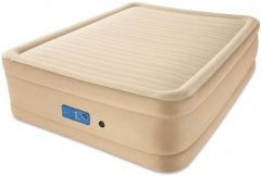 Надувная велюр-кровать Bestway 69037 (BW 69037)