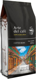 Кофе в зернах Arabica Specialty coffee Arte del café Арте дел Кафе 1 кг (4820157910153)