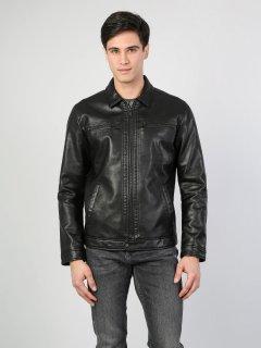 Куртка из искусственной кожи Colin's CL1045424BLK S (8681597939670)