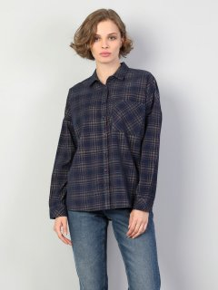 Рубашка Colin's CL1045589NAV L (8682240015987)