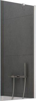 Шторка для ванны NEW TRENDY New Soleo P-0032 90 прозрачная