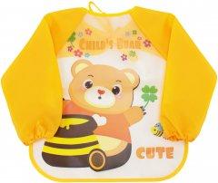 Фартук для детского творчества Maxi 35 x 40 см Желтый (MX61652)