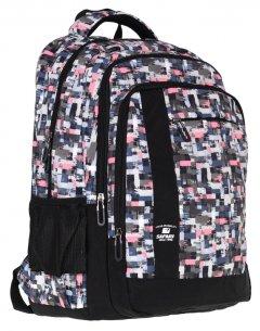 Рюкзак Safari City 43 x 29 x 20 см 25 л Разноцветный (20-153L-2) (8591662001532)
