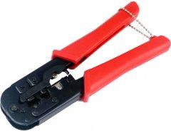 Инструмент обжимной 3-в-1 Cablexpert T-WC-01