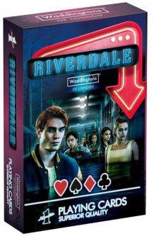 Набор игральных карт Winning Moves Waddingtons Riverdale (5036905039710)