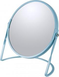 Зеркало косметическое Spirella Akira серо-голубое (10.19850)