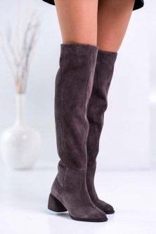 Сапоги Maya Shoes 2382 Капучино 37р