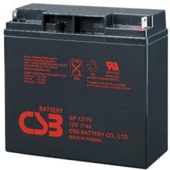 Аккумуляторная батарея CSB 12V 17Ah (GP12170)