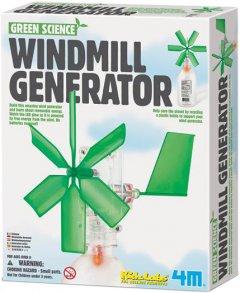Модель ветрогенератора своими руками 4M (00-03267)