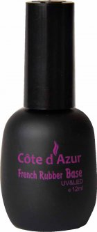 Базовое покрытие Cote D'Azur Shimmer French Rubber Base 730 12 мл (8026816267309)