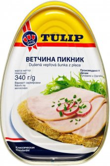 Шинка Tulip Пикник 340 г (5762385042840)