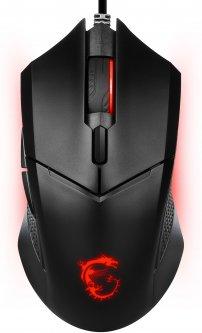 Мышь MSI Clutch GM08 Gaming Mouse USB Black (CLUTCH GM08)