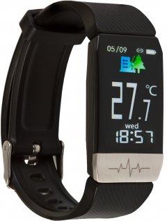 Amico Go Run Thermometer Pulseoximeter ad Tonometer Black (afbgorb)