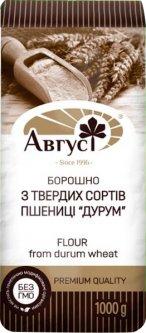 Мука из твердых сортов пшеницы Август Дурум 1 кг (4820019601380)