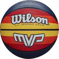 Мяч баскетбольный Wilson MVP Retro Size 7 Red-Blue (WTB9016XB07)