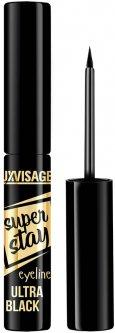 Подводка для глаз Luxvisage Super Stay ультра черная 3 г (4811329033770)