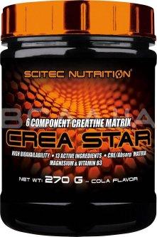 Креатин Scitec Nutrition Crea star 270 г Кола (728633111855)