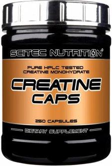 Креатин Scitec Nutrition Creatine caps 250 капсул (728633107209)