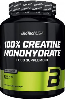Креатин Biotech 100% creatine monohydrate 1000 г (5999076227402)