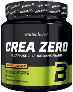 Креатин Biotech Crea Zero 320 г Апельсин (5999076224043)