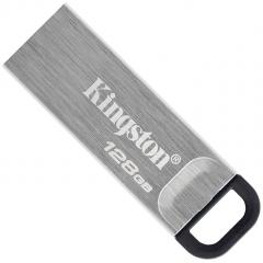 Kingston DataTraveler Kyson 128GB USB 3.2 Silver/Black (DTKN/128GB)