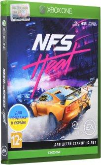 Игра Need For Speed. Heat для Xbox One (Blu-ray диск, Russian version)