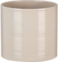 Кашпо для цветов Scheurich Inspiration керамика 12 кремовый (4002477537498)