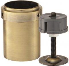 Крепление Lemax к потолку для трубы диам. 50 мм, античная бронза (блистер) (STK103 BA (BL))