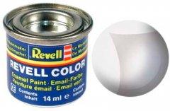Краска эмалевая Revell Email Color №1 Бесцветный прозрачный глянцевый лак 14 мл (RVL-32101) (0000042022633)