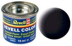 Краска эмалевая Revell Email Color №8 Черная матовая 14 мл (RVL-32108) (0000042022688)