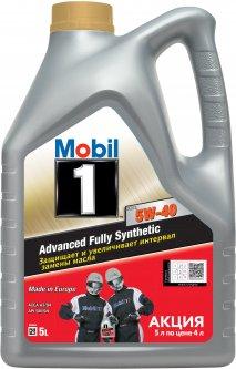 Моторное масло Mobil 1 FS x1 5W-40 5 л (155690)