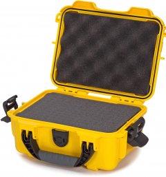 Водонепроницаемый пластиковый кейс Nanuk 904 с пеной Yellow (904-1004)