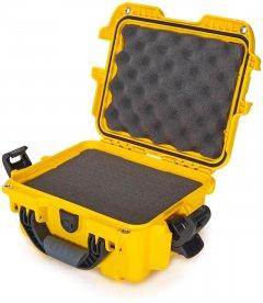 Водонепроницаемый пластиковый кейс Nanuk 905 с пеной Yellow (905-1004)