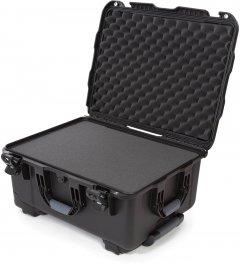 Водонепроницаемый пластиковый кейс Nanuk 950 с пеной Black (950-1001)