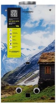 Газовый проточный водонагреватель Thermo Alliance JSD20-10GC