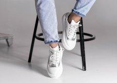 Кеди Maya Shoes 2582 Білий 40р