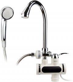 Электрический проточный водонагреватель AQUATICA 3 кВт для ванны (JZ-6C141W)