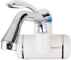 Электрический проточный водонагреватель AQUATICA 3 кВт для раковины (LZ-6A211W)