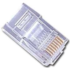Коннектор Cablexpert RJ-45 Cat.5е 8P8C PLUG3UP6/100 100 шт.